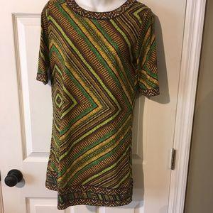 BCBG Max Zaria mini dress or long shirt